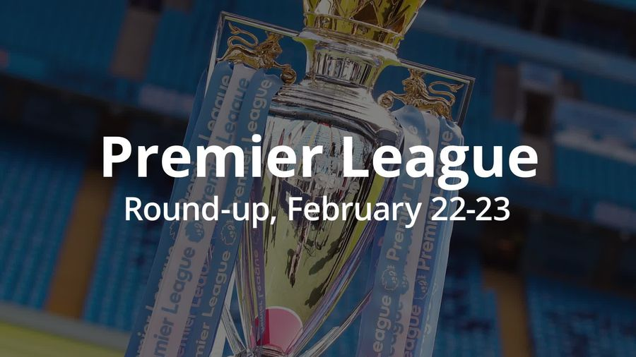 Premier League round-up: Liverpool still on top