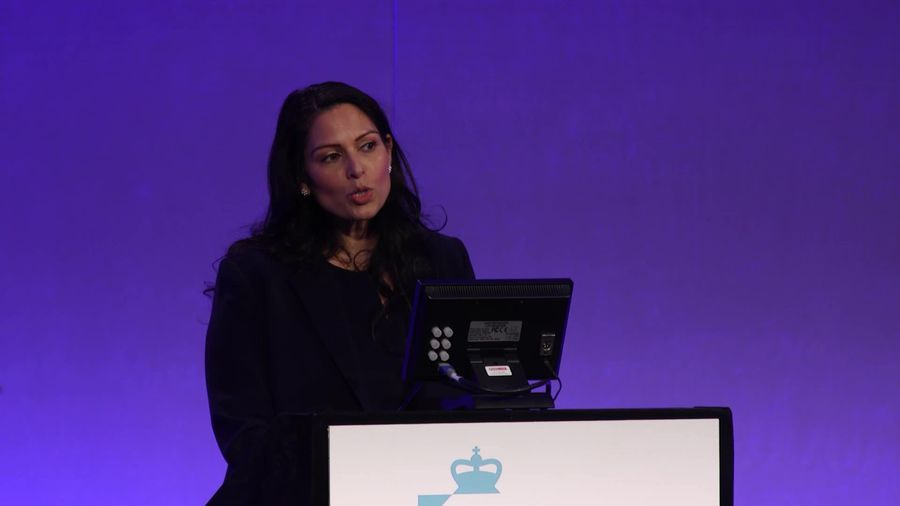 Priti Patel: There must be no weak spots in efforts to cut crime