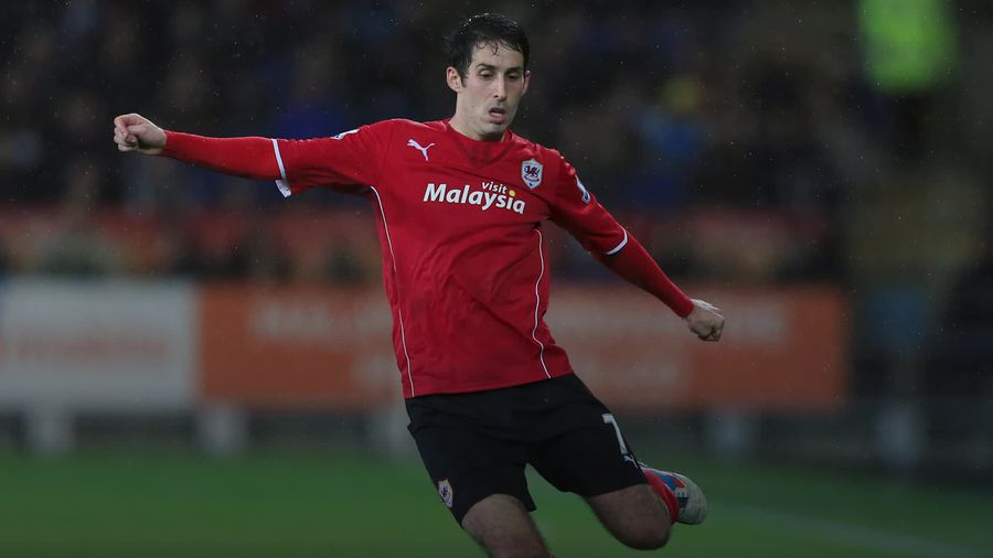 Former Cardiff midfielder Peter Whittingham dies at age of 35