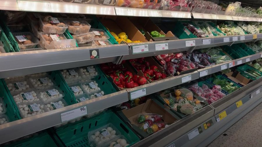 March busiest month on record for supermarkets