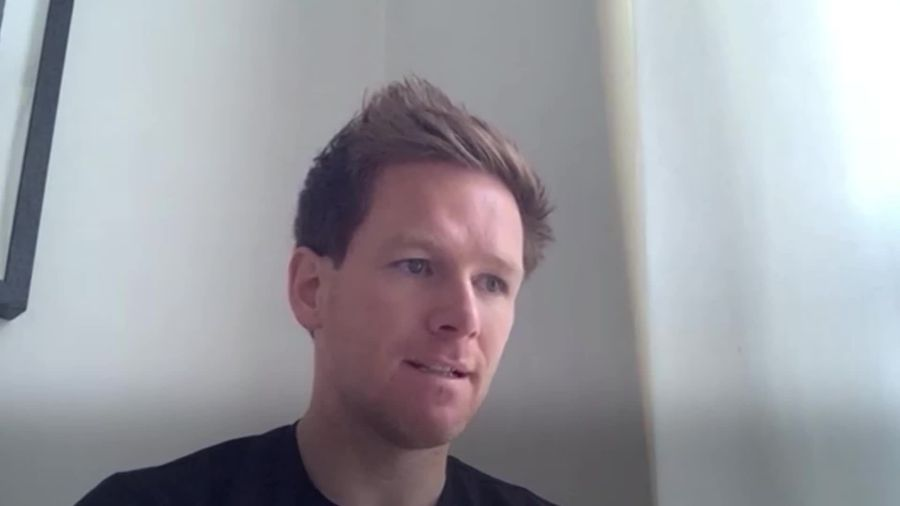 Eoin Morgan: Cricket not at the forefront of minds during coronavirus lockdown