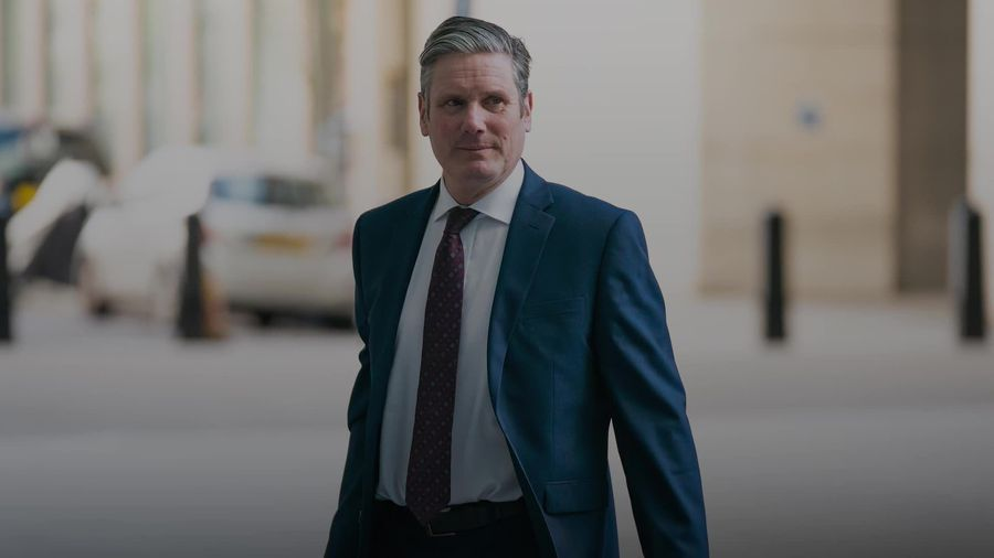 Labour leader Sir Keir Starmer unveils his new-look shadow cabinet