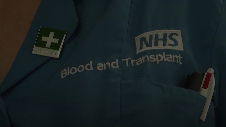 NHS workers put family lives on hold while they tackle virus
