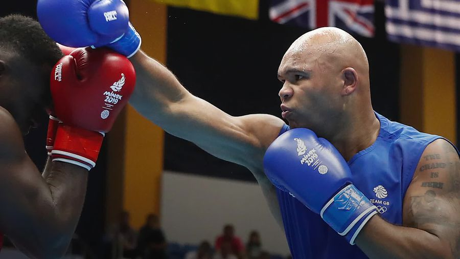 Team GB boxing hopeful remains committed to postponed Olympics