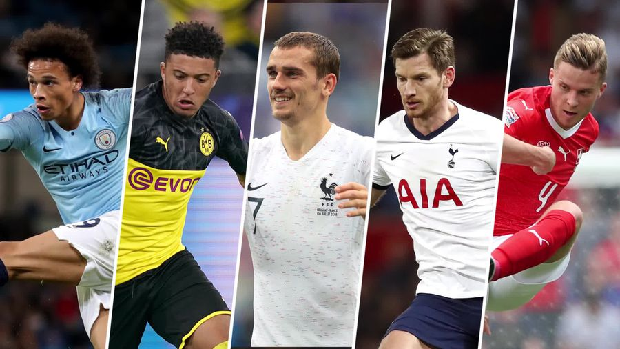Premier League transfer rumours from the media
