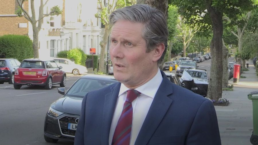 Sir Keir Starmer: Boris Johnson treated the British public with contempt in not sacking key adviser