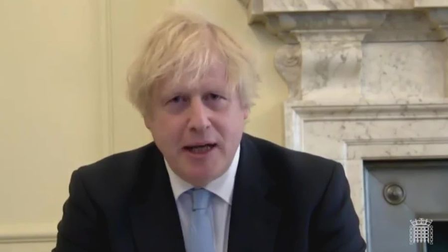 Boris Johnson rejects calls for Dominic Cummings to face inquiry