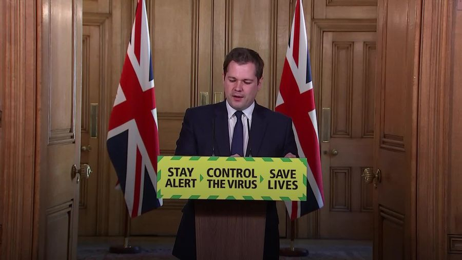 Communities Secretary announces new advice for people shielding during pandemic