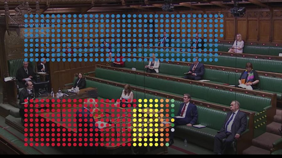 The state of the political parties as the UK battles Covid-19