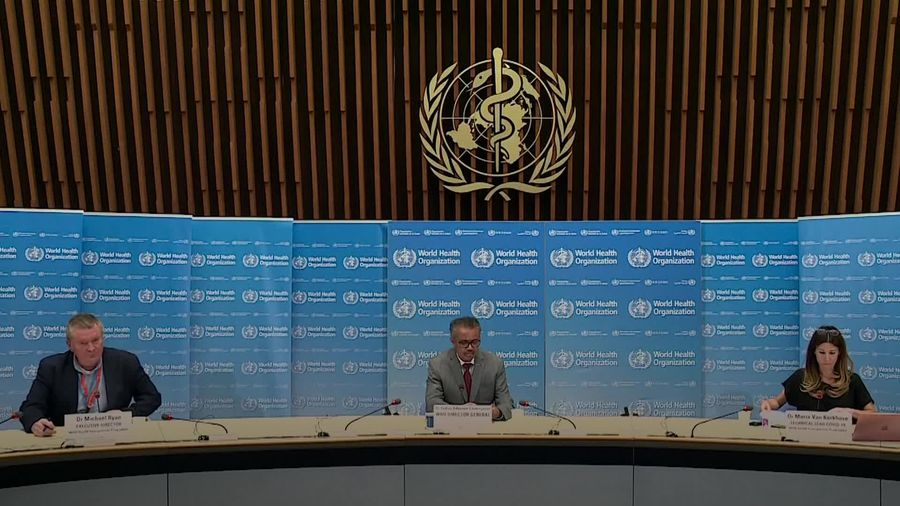 World Health Organisation calls for continued collaboration after US leaves cooperation behind