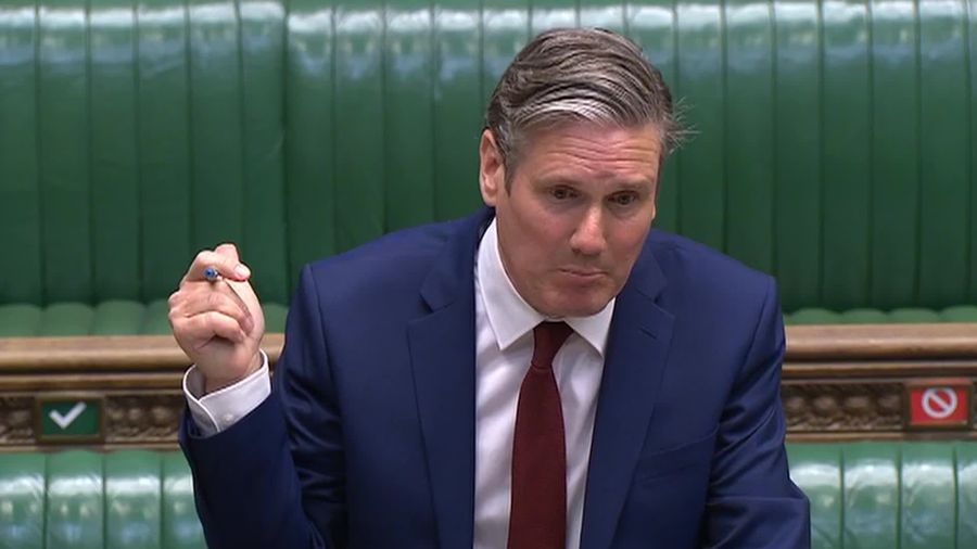 Keir Starmer: Government use of statistics risks public trust and confidence