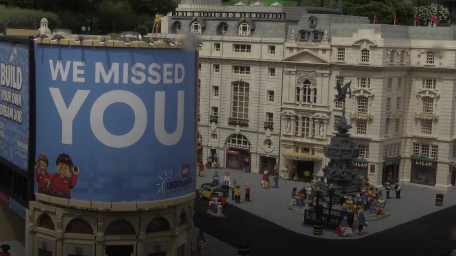 Legoland Windsor to reopen to the public on July 4