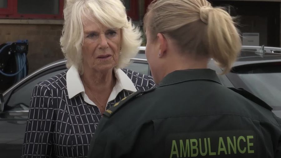 Camilla: We just have to keep our fingers crossed we don't see a second wave