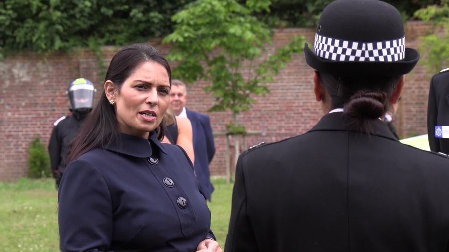 Priti Patel says lockdown lessons will be learned to counter domestic abuse