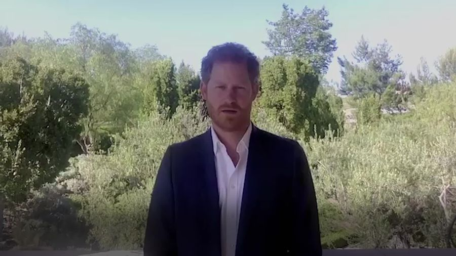Duke of Sussex opens Aids 2020 virtual conference