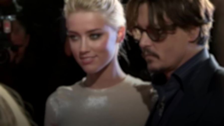 Audio appears to capture Johnny Depp asking Amber Heard to cut him