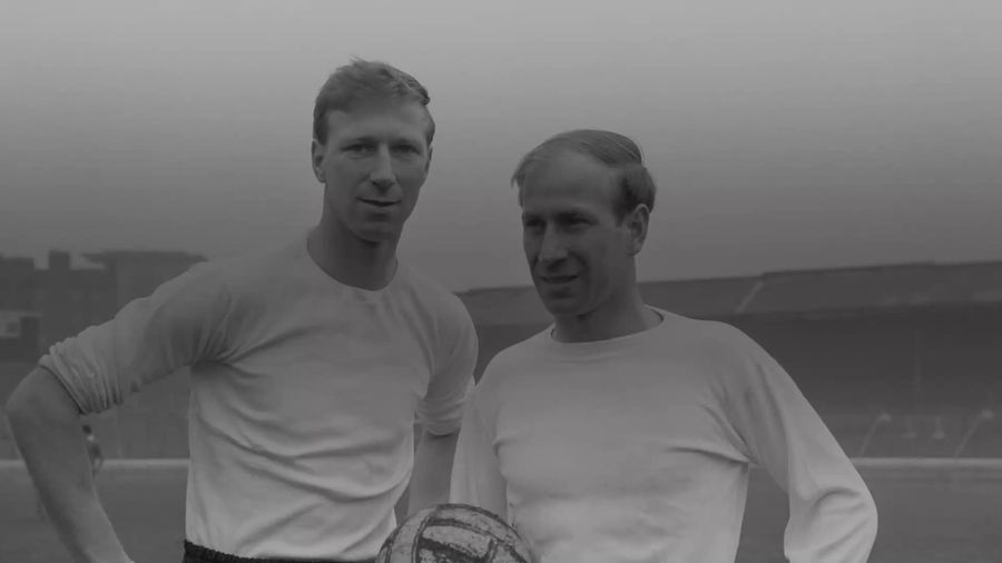 Tribute to Jack Charlton, who has died aged 85