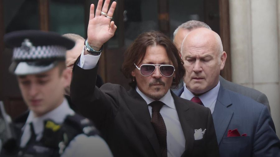 Johnny Depp due to finish evidence in 'wife beater' libel case against The Sun