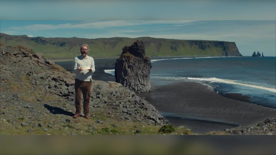 Iceland invites you to 'let it out'