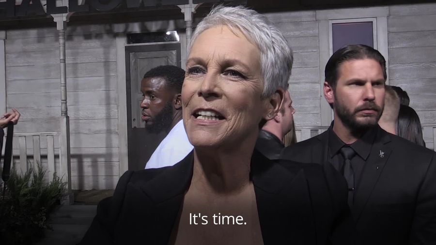 Jamie Lee Curtis says Halloween could inspire more strong female leads in Hollywood