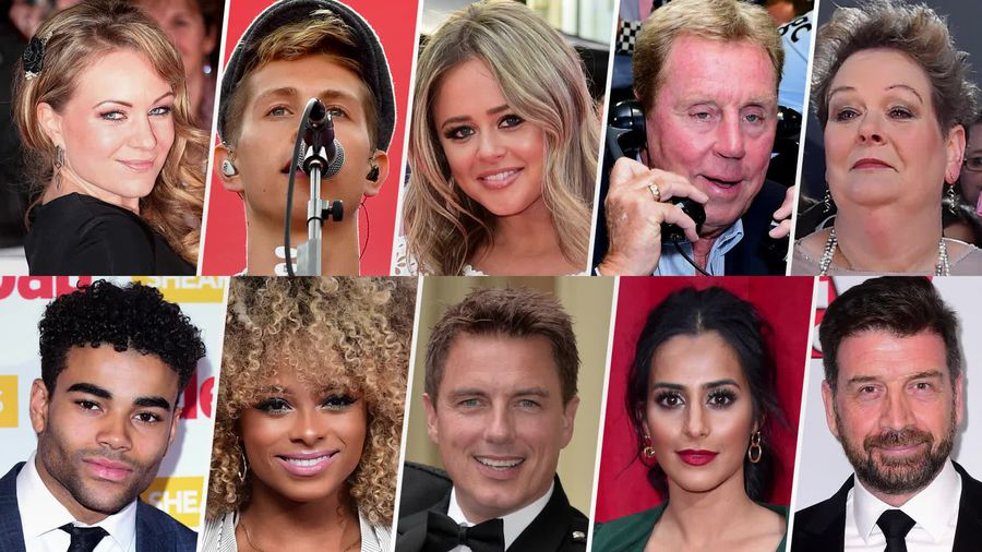 I'm a Celebrity... who's entering the jungle this year?