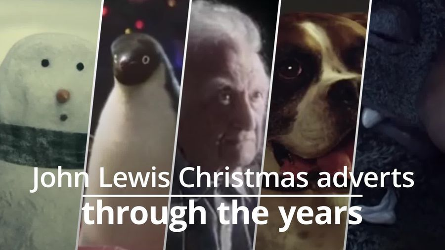 All the John Lewis Christmas adverts through the years