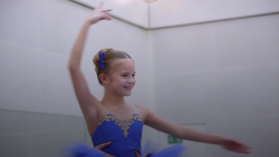 11-year-old cancer survivor realises ballerina dream