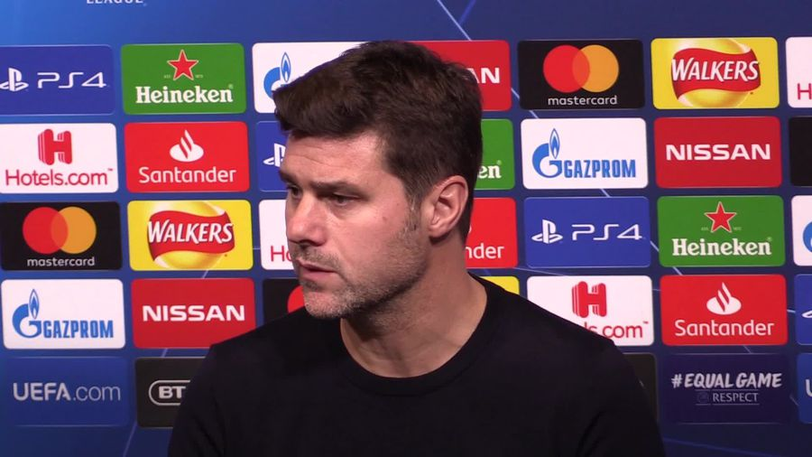Tottenham have belief they can win at Barcelona, says Pochettino