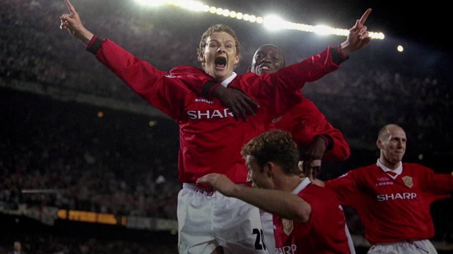 Ole Gunnar Solskjaer's career in numbers