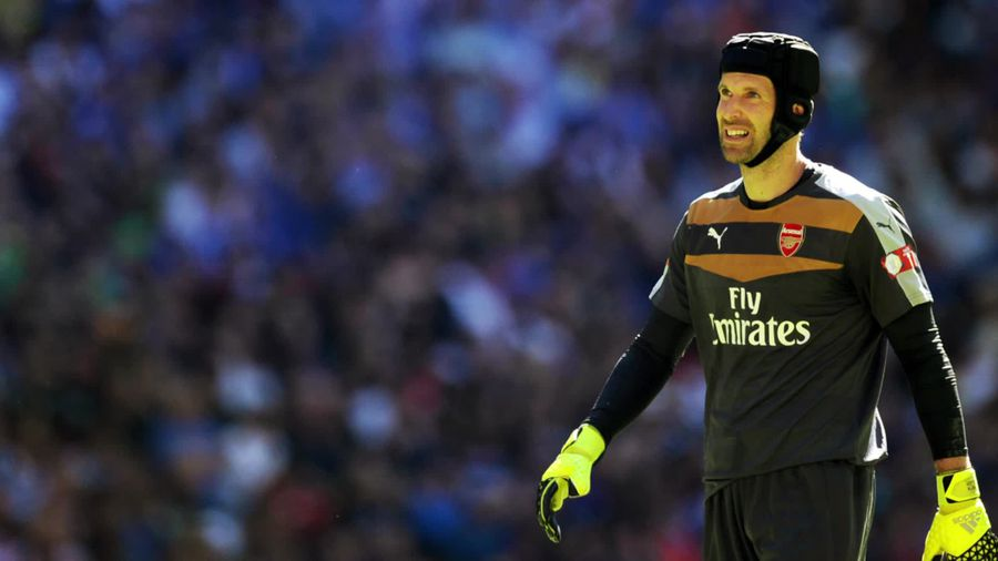 Petr Cech: His career in trophies