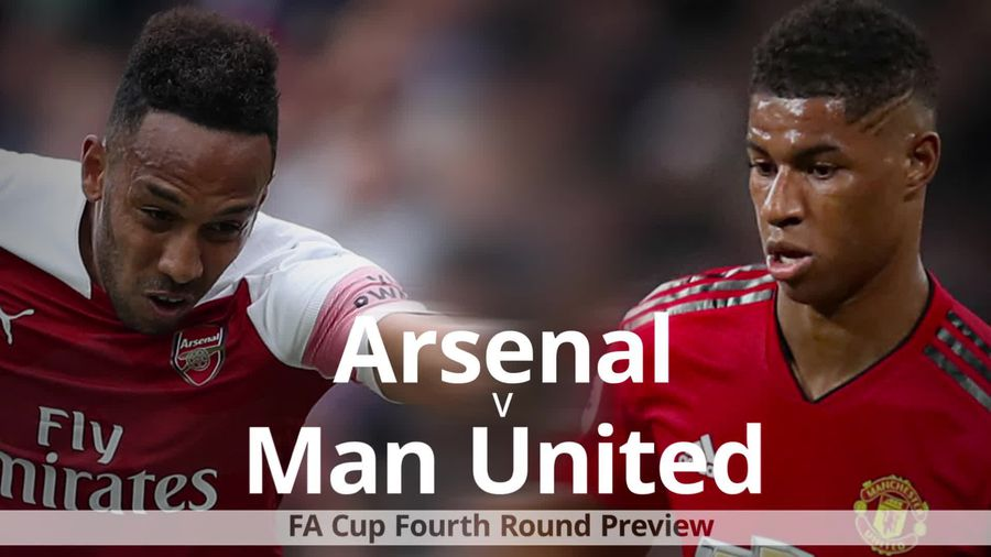 FA Cup match preview: Arsenal v Manchester United