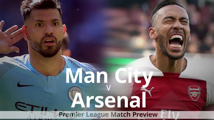 Premier League match preview: Manchester City v Arsenal game