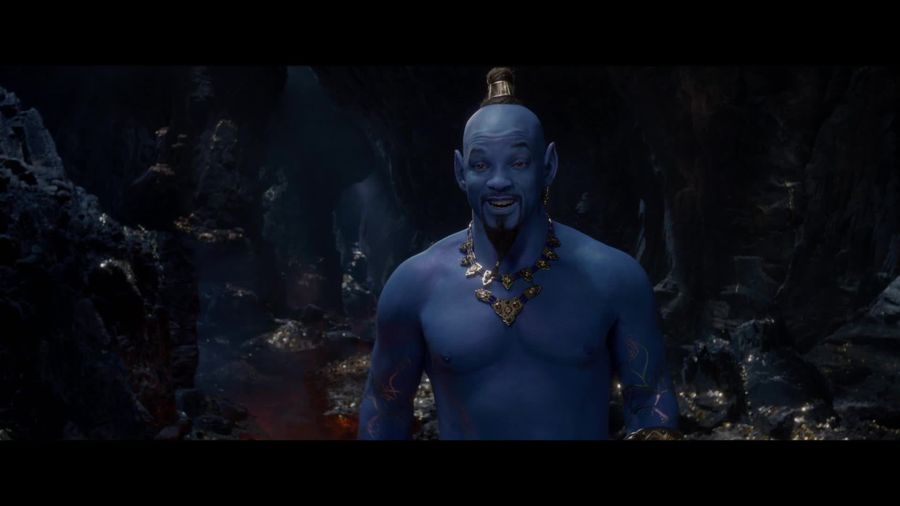 New Aladdin trailer: Will Smith seen as Genie for first time