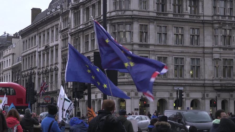 What's next for Brexit as Leave date looms?