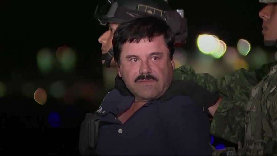 "Mexican drug lord Joaquin ""El Chapo"" Guzman found guilty in New York trial"