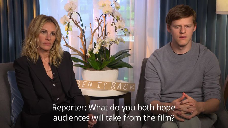 Julia Roberts on drug addiction in her new film: You can create change in legislation
