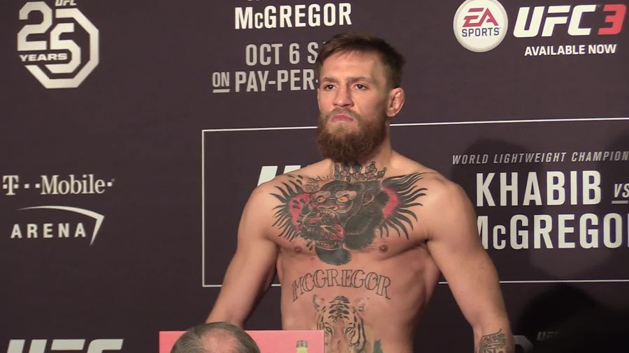 Conor McGregor announces his retirement from MMAg