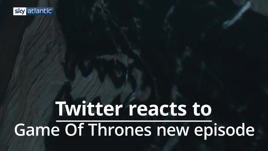Game Of Thrones returns - some of the best Twitter reactions