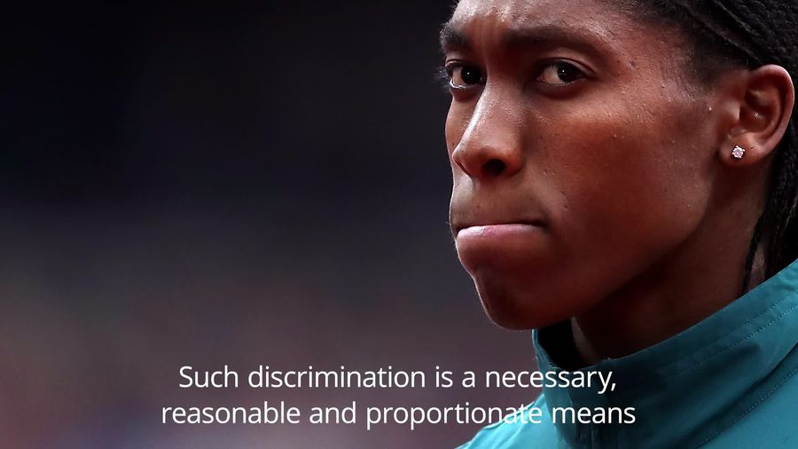 Caster Semenya loses legal fight with IAAF over testosterone limit