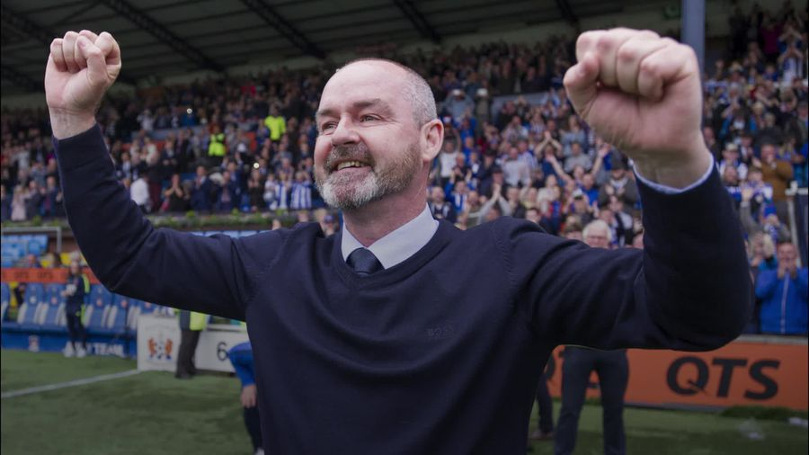 Steve Clarke announced as new Scotland manager