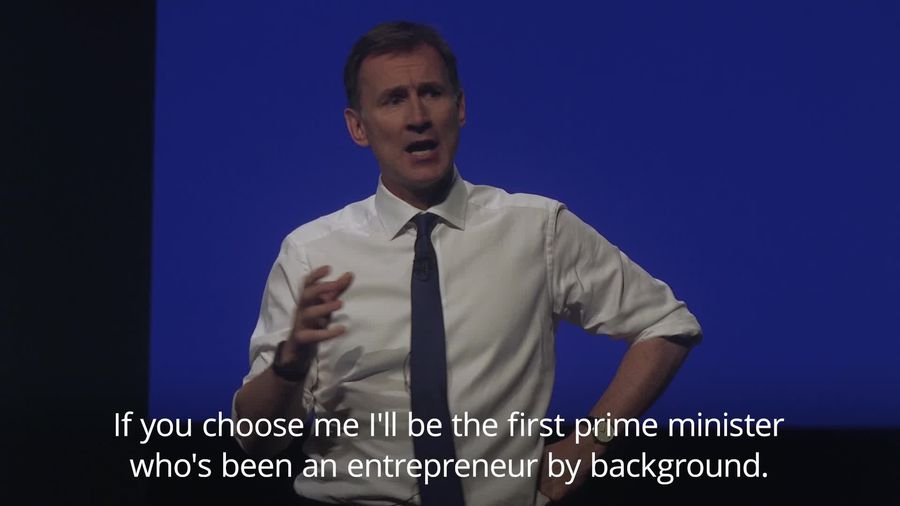 Jeremy Hunt warns of catastrophe over Brexit negotiations