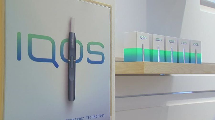"""Philip Morris' campaign to """"normalize"""" IQOS"""