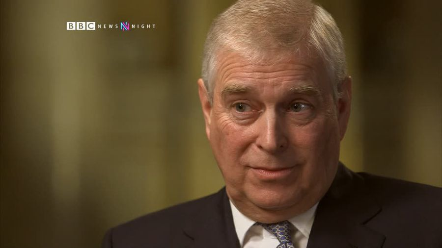 Britain's Prince Andrew 'categorically' denies sex claims