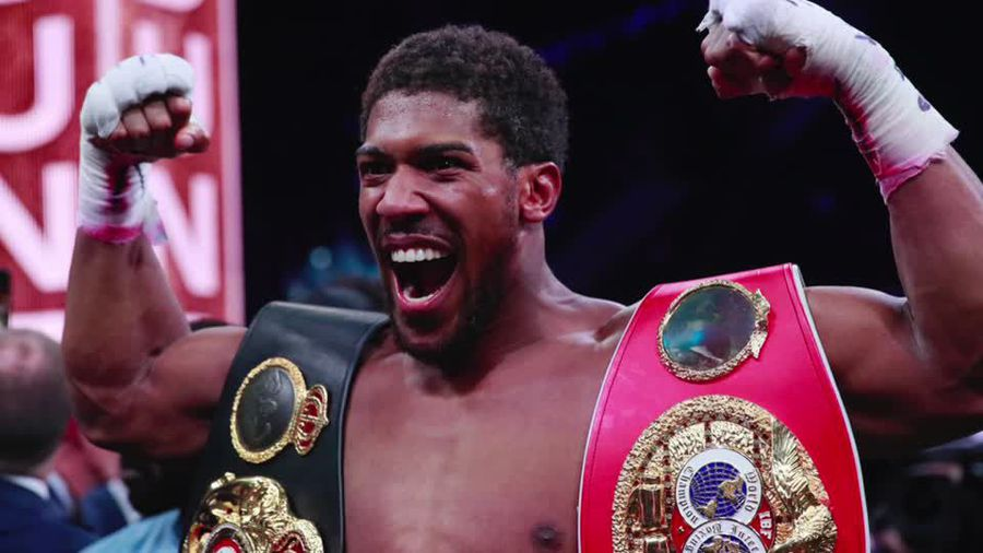 Joshua reclaims heavyweight title in Saudi Arabia