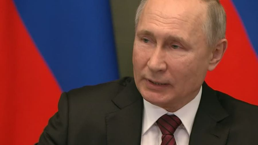 Russia gets new government in what Putin calls 'major shake-up'