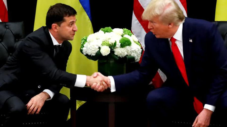 'You think Americans care about Ukraine?': Pompeo