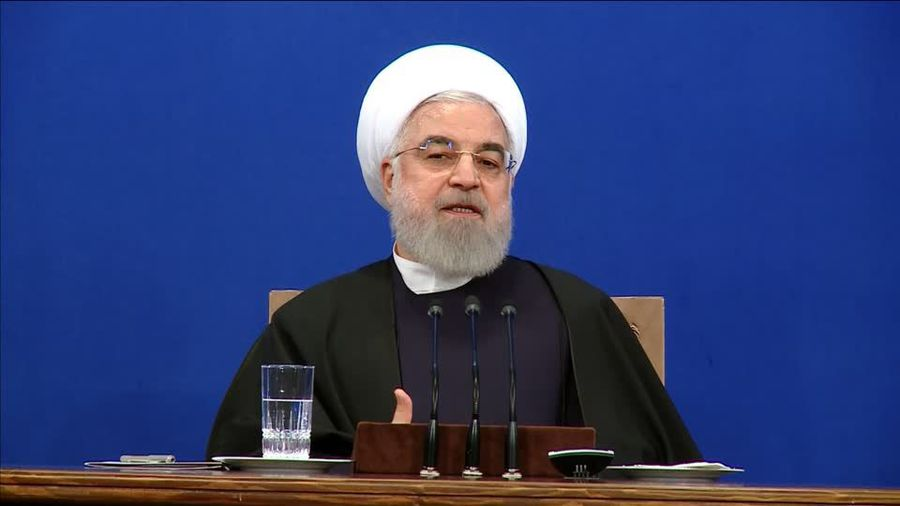 Rouhani: Iran will never hold talks with US 'under pressure'