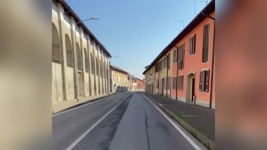 Red Zone diaries: Life in a quarantined Italian town