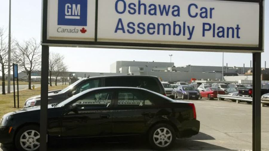 GM to cut car production in North America