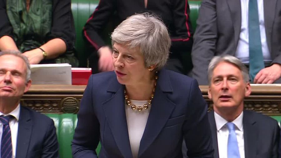 May embarks on days of debate ahead of Brexit vote